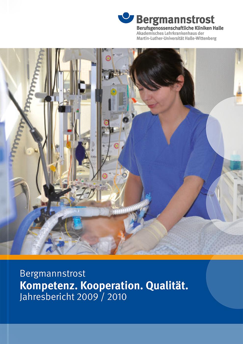 BG Jahresbericht 2009 / 2010