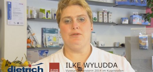 SGD TV Halle Ilke Wyludda