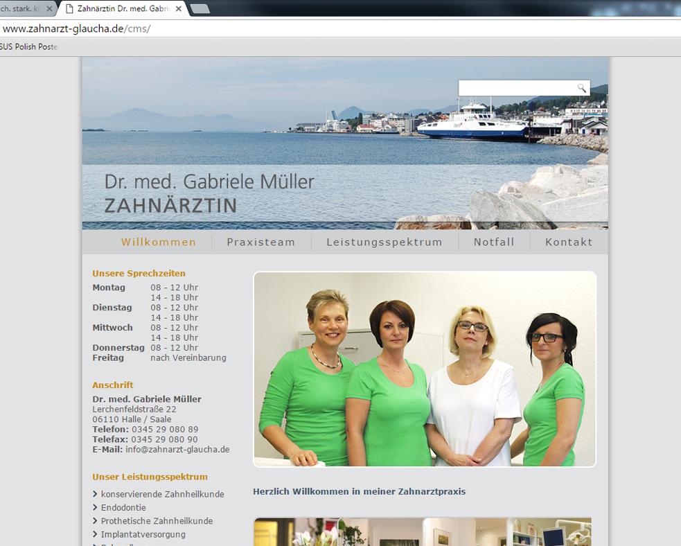 ZA Dr. Müller