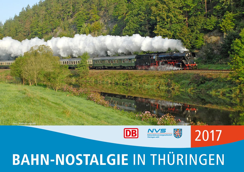 Bahnnostalgie Thüringen 2017