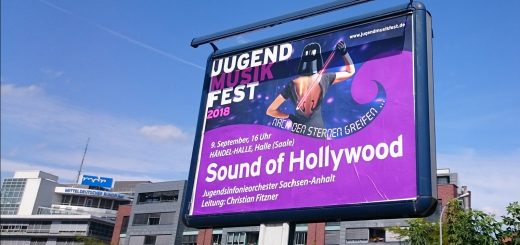 Jugendmusikfest Sachsen-Anhalt 2018
